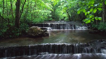 Silverfallet - Waterfall