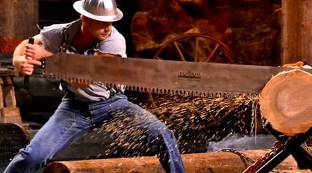Lumberjack Feud