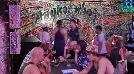 Angkor What? Bar