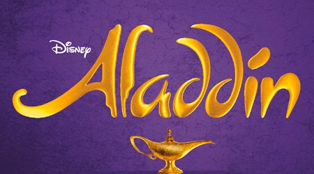 Disney ALADDIN - The new musical from broadway