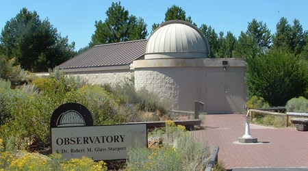 Sunriver Nature Center and the Oregon Observatory