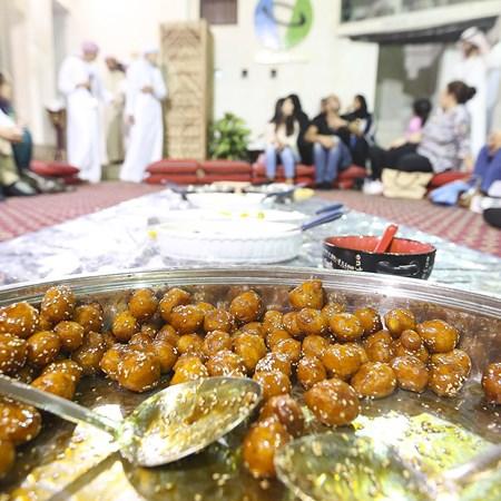 Emirati/Arabic Cuisine