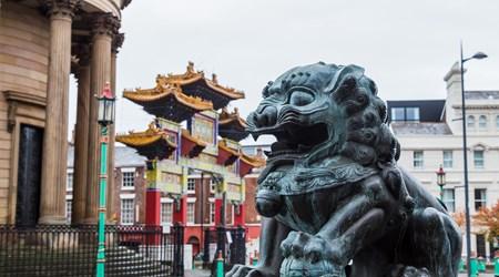 Chinese Market in Chinatown