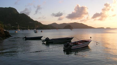 Terre-de-Bas Island