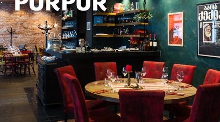 PurPur – Georgian Cuisine