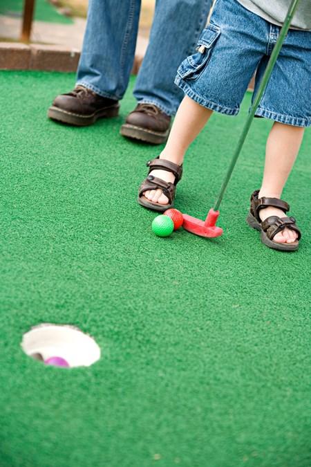 Kalamaki Mini Golf