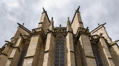 Cathedral and la Cité