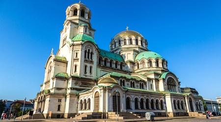Aleksandar Nevski Memorial Church