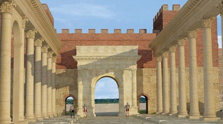 East Gate of Philippopol
