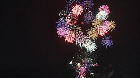 Kazahaya Fireworks
