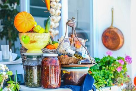 Anna's Organic Shop (Naxos Town)