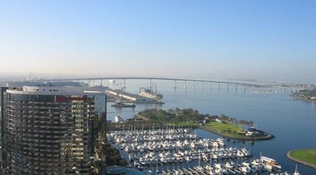 San Diego Bay Walk