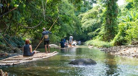 Adventurer Rafting