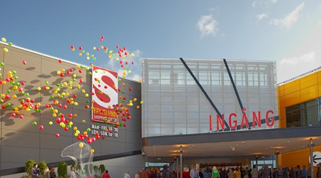 Erikslund Shopping Center