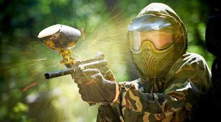 Ares Paintball