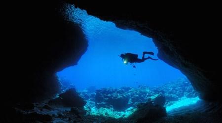 West White Beach Cave