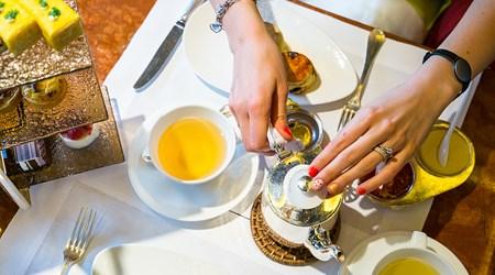 Coffee, Tea & Company