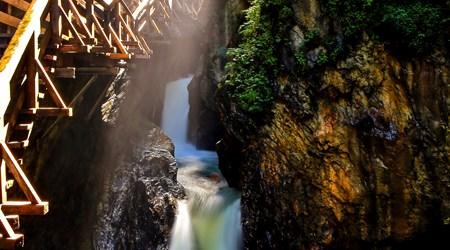 Sigmund Thun Gorge