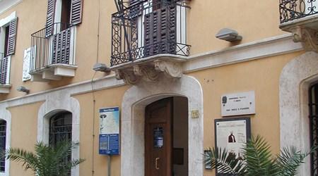 Gabriele D'Annunzio's Birthplace