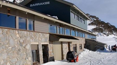 Snowy Mountains Snow Resorts