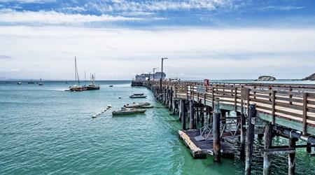 Piers of Avila Beach