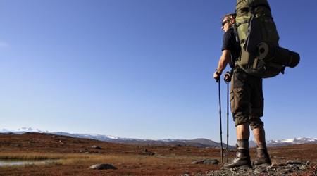 The Kungsleden Trail