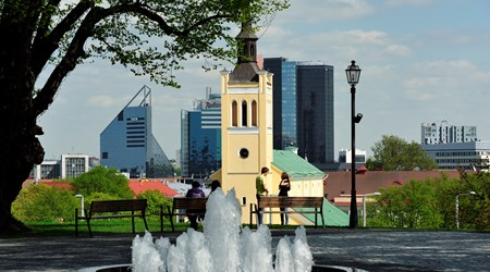 City Centre – Past and present mingle