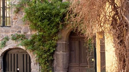 The historical heart of La Cité d'Agde