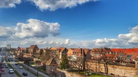 Nuremberg City Tour NEUKAM-REBA