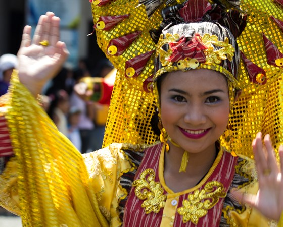 Kadayawan Festival Davao City