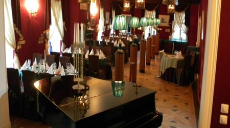 Literary Сafe Restaurant