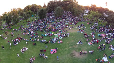 Concerts in the Park (June-August)