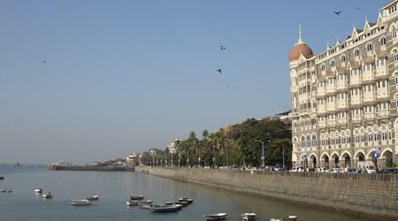 Sea Lounge - Taj Mahal Palace