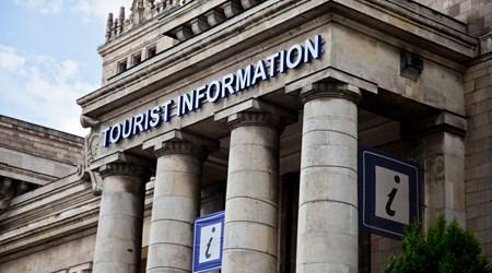 Warsaw Tourist Information Points