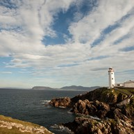 Out on the Edge - Fanad Head