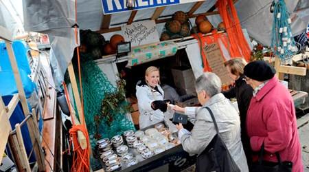 7.-13.10.2018 Helsinki Baltic Herring Fair