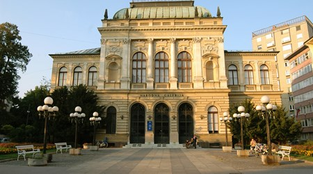 The National Gallery of Slovenia
