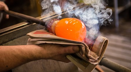New Orleans School of Glassworks