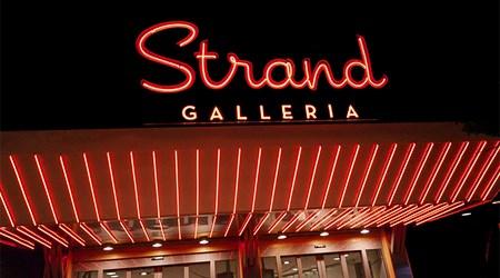 Strand Galleria