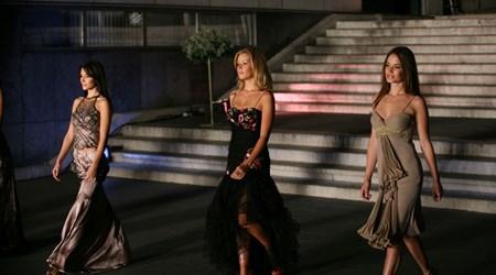 Rijeka Stairs - fashion show