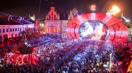 The European Stadium of Culture