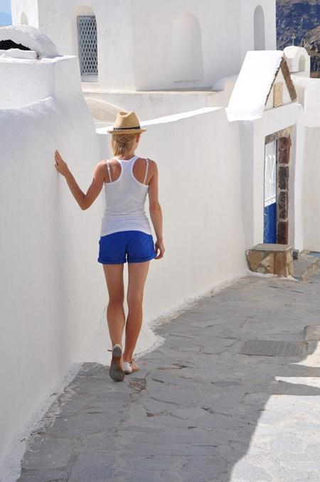 Hiking Fira - Imerovigli - Oia