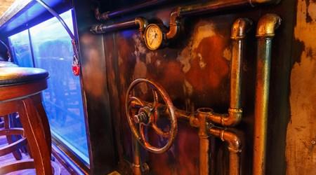 Steampunk Bar & Bistro Joben