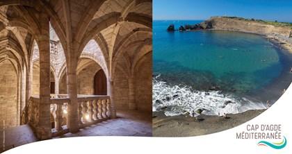 Le Cap d'Agde Méditerranée