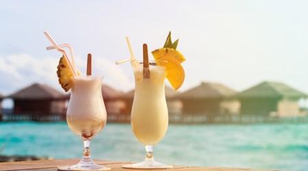 Kurumba Beach Bar