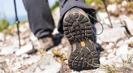 Hiking from Nivalehto to Jupukka