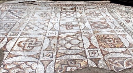 Roman Mosaics of Ancient Philippopol - Candidate for the UNESCO World Herritage List