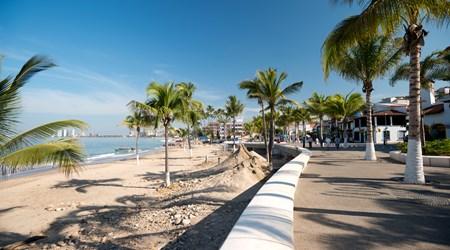 Puerto Vallarta Boardwalk - Malecon