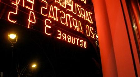 Theatro on Avenida Corrientes