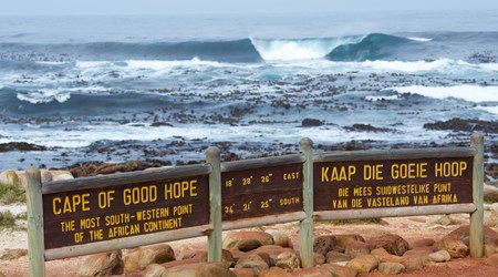Cape of Good Hope & Cape Point